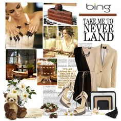 chocolate lovers: Tastemaker with the Bing Summer of Doing, created by limass on Polyvore