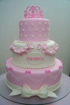 Princess Cake Ideas (100+Photos) | More Cake IdeasMore Cake Ideas