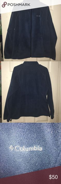 Columbia Jacket (new never worn no tags) Super soft, extremely comfortable, great for fall and winter! Please make an offer! Columbia Jackets & Coats