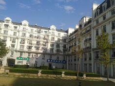 French Building, Tianducheng, Hangzhou