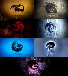 Drachenklassen (Drachenzähmen leicht gemacht) - Drachen Wiki - Wikia
