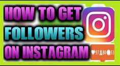 Free Instagram Followers  The Best Instagram Followers Hack