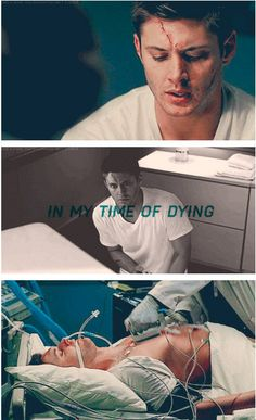 2x01 In My Time Of Dying [GIFset]