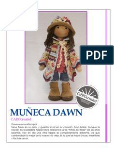Crochet Dolls, Knit Crochet, Doll Patterns, Crochet Patterns, Amigurumi Doll, Puppets, Baby Knitting, Crochet Projects, Kids Toys