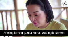 """When you finished the first night of your ten-step Korean skin care routine: 25 Kris Aquino Quotes That'll Make You Say """"Nakakalokaaaa! Freaky Memes, Stupid Memes, Edgy Memes, Memes Pinoy, Memes Tagalog, Filipino Funny, Filipino Memes, Meme Faces, Funny Faces"""