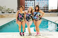Blogger Gabifresh Talks About Her Totally On-Trend Plus-Size Swimwear Collection
