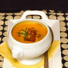 Roasted Kabocha Squash & Sunchoke Soup » strawberryplum