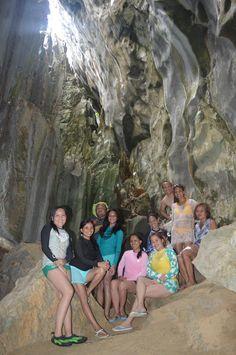 El Nido cave