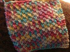 Ravelry: Reversible Basketweave or Moss Stitch Crochet Pattern pattern by Sonea Delvon