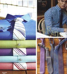 Shirts and Ties.