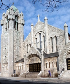St. Cecila's Greenpoint, Brooklyn  such an amazing structure