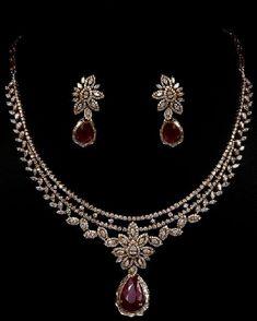25 Simple and Beautiful Diamond Necklace Designs Diamond Hoop Earrings, Pearl Stud Earrings, Diamond Pendant Necklace, Gold Pendant, Diamond Jewelry, Silver Earrings, Silver Jewelry, Earrings Uk, 925 Silver