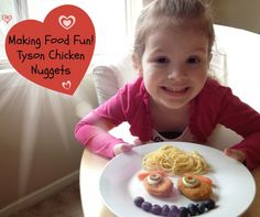 Making Food Fun: Tyson Chicken Nuggets Making Food, Food To Make, Tyson Chicken, Success Story, Chicken Nuggets, Creative Kids, Picky Eaters, Kids Meals, Roast