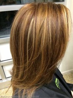 Partial Highlights on Pinterest | Partial Blonde Highlights, Aveda