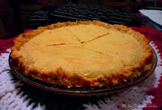 I love making this dish when its cold outside because the hot oven warms up my apartment wonderfully! Chicken Pot Pie Filling, Homemade Chicken Pot Pie, Breakfast Dessert, Dessert For Dinner, Freezer Meals, Pie Dish, Soup And Salad, Cooking Recipes, Favorite Recipes