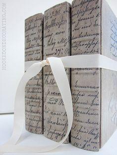*The Graphics Fairy LLC*: Brag Monday -  Decorative Books