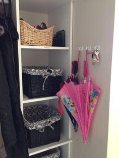 Closet organization www.doubletakeorganizing.ca