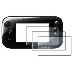 Insten Clear Screen Protector for Nintendo Wii U