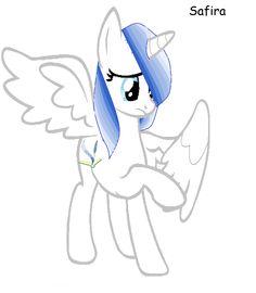 minha oc de my little pony