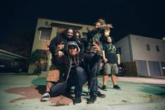 XIBALBA: First Single From Tierra Y Libertad LP Released Via VICE/Noisey; West & East Coast Record Release Shows Announced