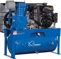 Reciprocating Air Compressors: QT| Quincy Compressor