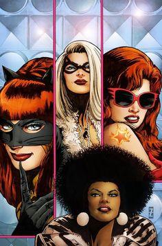 Marvel Divas #1