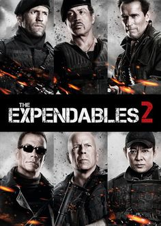 The Expendables 2 -