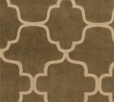 Design Silhouette Toffee - Royal Dutch Velvet - TheVelvetLab®