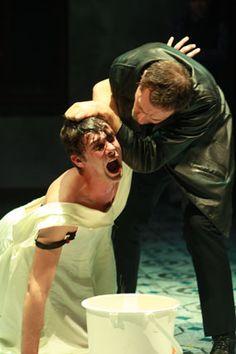 Hamlet starring Toby Schmitz, Eugene Gilfedder, Helen Howard & directed by David Berthold [2010 Brisbane] - Hamlet | La Boite