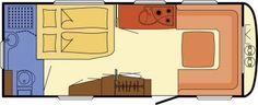 Wohnwagen Dethleffs Camper 560 RFT - Family- u. Duschpaket - ID: HC1929841 #Dethleffs #Camper #560 RFT #Wohnwagen - Caravans - Wohnwagen & Reisemobile
