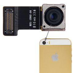 [USD3.58] [EUR3.21] [GBP2.60] High Quality Replacement Back Camera for iPhone 5S