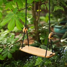 Lillagunga swing, oak | Lillagunga | For Children | Furniture | Finnish Design Shop