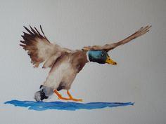 Duck Landing  I