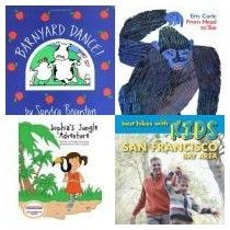 List of books that get children into action