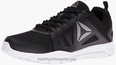 Reebok Men's Trainfusion Nine 2.0 L MT Running Shoe, Black/Pewter/White,