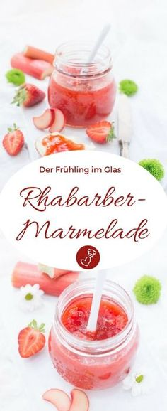 Rhubarb recipes, jam recipes: Recipe for the best rhubarb jam . - Rhubarb recipes, jam recipes: Recipe for the best rhubarb jam … – Rhubarb – # Best Picture Fo - Rhubarb Jam Recipes, Strawberry Recipes, Rhubarb Marmalade, Rhubarb Rhubarb, Marmalade Recipe, Amazing Food Photography, Creamy Mashed Potatoes, Vegetable Drinks, World Recipes