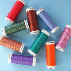 Sulky Cotton Petites embroidery thread