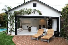 can't wait to order our garage doors in order to do this!