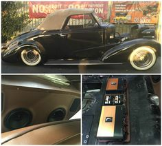 Checkout this vintage 1938 Chevy equipped with a custom Diamond Audio sound system by Al & Ed's Autosound Ontario, Ca.....  #Alneds #alnedsautosound #aeontario #caraudio #classiccars #chevy #1938chevy #diamondaudio #carstereo #subwoofer #carspeakers #carsubwoofer