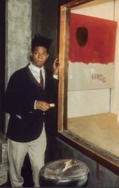 Jean-Michel Basquiat Art Pictures, Art Images, Jean Michel Basquiat Art, Radiant Child, Neo Expressionism, Tape Art, Artist Life, Andy Warhol, American Artists