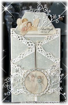 Double zig zag card Cascading Card, 3d Cards, Card Templates, Zig Zag, Pop Up, Birthday Cards, Projects To Try, Card Making, Paper Crafts