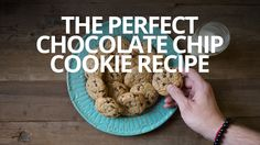 Plated Cooking School: How to Make the Perfect Chocolate Chip Cookie