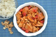 Slow Cooker Paleo Cashew Chicken2