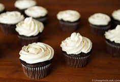 Quite Possibly The Best Buttercream Frosting Ever(it is true mixing the butter first made a creamier icing)