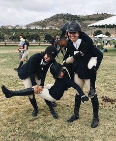 They dropped Kathy! They dropped Kathy! They dropped Kathy! They dropped Equestrian Boots, Equestrian Outfits, Equestrian Style, Equestrian Girls, Horse Girl, Horse Love, Mode Ulzzang, English Riding, Show Jumping