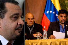 """¿QUÉ DIRÁ """"CHUO""""? Diputado Julio Chávez asegura que la MUD necesita su propia mesa de diálogo - http://wp.me/p7GFvM-xV6"""