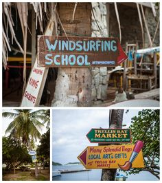 Windsurfing, anyone?  Lessons available on Tortola #frenchmansbvi