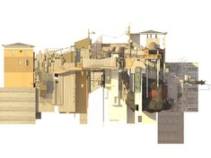 """Section"" 2012, 23.4″ x 33.1″, Digital -- http://liangifi.blogspot.com/"
