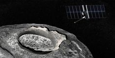 This Is the Insane Metallic World NASA Wants to Explore Next