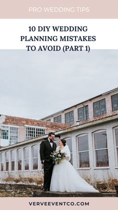 To alleviate your anxiety and help you avoid common mistakes, I've compiled the biggest DIY wedding planning mistakes – and of course how to avoid them. Wedding Reception On A Budget, Inexpensive Wedding Venues, Wedding Costs, Free Wedding, Wedding Planning Tips, Wedding Tips, Diy Wedding, Wedding Day Itinerary, Wedding Planner